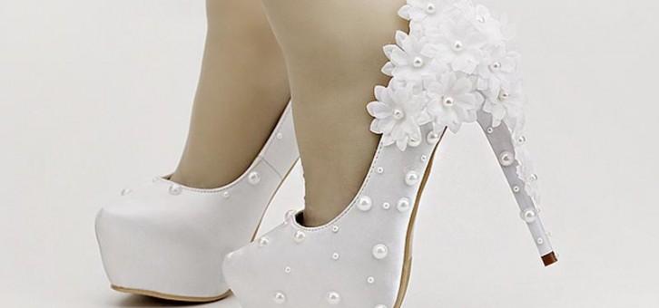 2019 Gelin Ayakkabısı Tasarımları