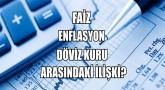 Döviz, Enflasyon, Faiz İlişkisi