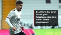 Cezalı Duruma Düşen Beşiktaşlı Dorukhan Toköz, Derbide Forma Giyemeyecek