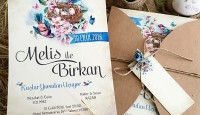 Yeni Nesil Düğün Davetiye Çeşitleri