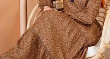 Tesettür Elbise Modellerinde Zengin Seçenekler